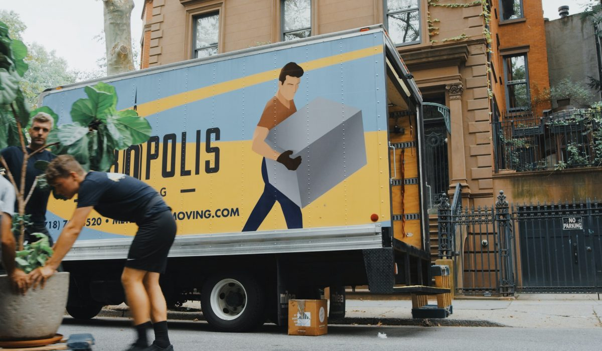 5 Things to Look for in a Moving Company
